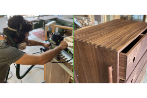 Tools tailored for bespoke furniture makers