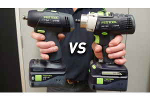 Compared! T 18 Drill vs PDC 18 Hammer Drill