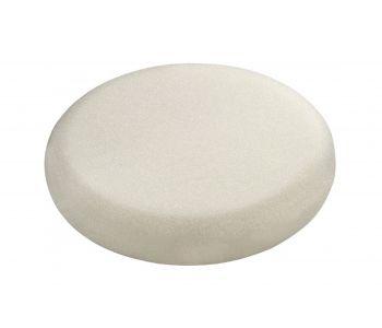 Fine Polishing Sponge 125 mm White - 1 Pack