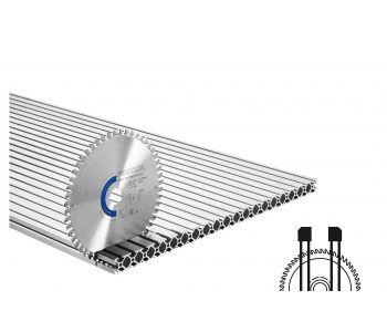 Aluminium Saw Blade 160mm x 1.8mm x 20mm 52 Tooth