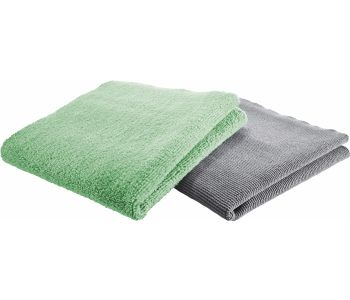 Microfibre Cleaning Cloth - 2 Pack