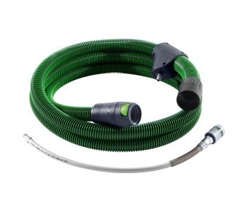 2 in 1 Air & Extraction Anti Static Hose