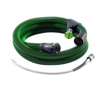 3 in 1 Air & Extraction Anti Static Hose 3.5m