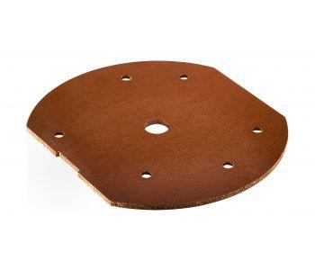 Hard Fibre Base Plate for OF 1010