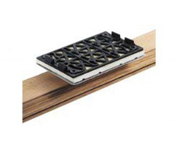 Flat StickFix Backing Pad 80mm x 130mm