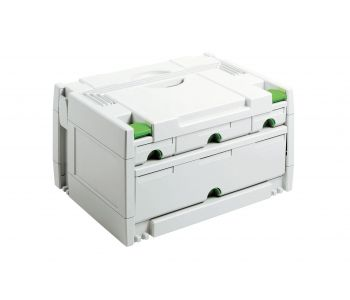 SORTAINER Traditional 4 Drawer Storage Box