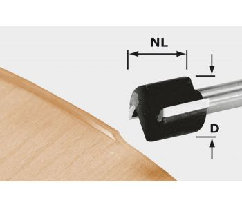 Edge Trimming Cutter HW D19 NL16 S8 OFK