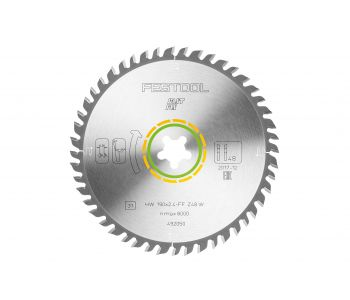 Fine Tooth Saw Blade 190mm x 2.4mm x FastFix 48 Tooth