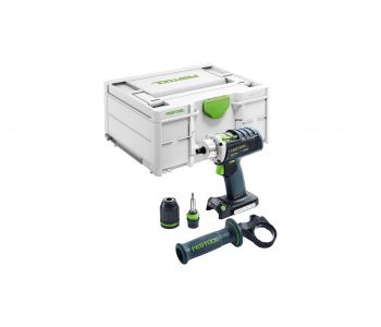 DRC 18V Cordless 4 Speed Drill Basic in Systainer