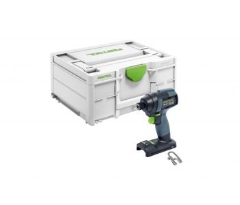 TID 18V Cordless Impact Driver Basic in Systainer