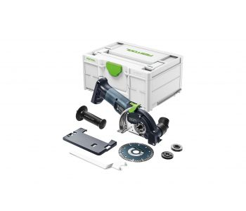 DSC-AGC 18V 125mm Cordless Freehand Diamond Cutting System Basic in Systainer