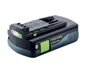 18v Li-Ion 3.1 Amph Compact Bluetooth Battery Pack