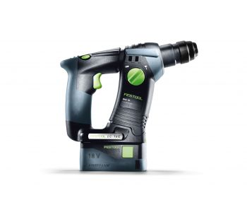 BHC 18V Cordless Rotary Hammer 5.2Ah Set in Systainer