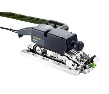 BS 75 Belt Sander 75mm Set