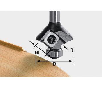 Shank cutter Wood Shank 8 HW