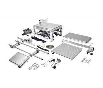 CS 70 PRECISIO 225mm Table Saw Set