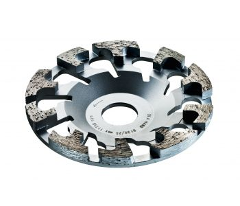 130 mm Premium Hard Diamond Grinding Disc