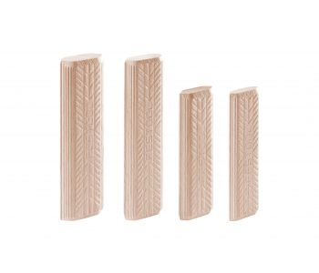 Beech Tenons 10 mm x 80 mm for DF 700 - 150 Pack