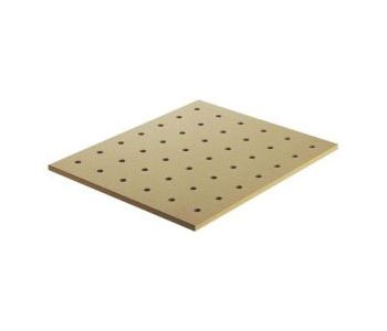 Replacement Perforated Timber top for MFT 3