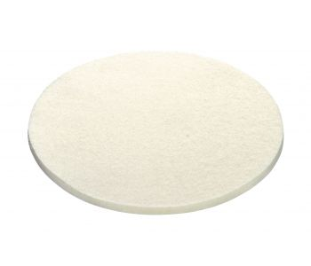 Soft Felt Polishing Pad 150mm - 5 Pack