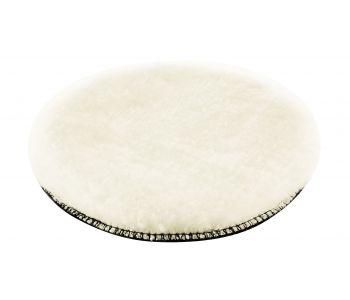 Premium Sheepskin Buff Pad 125mm - 1 Pack