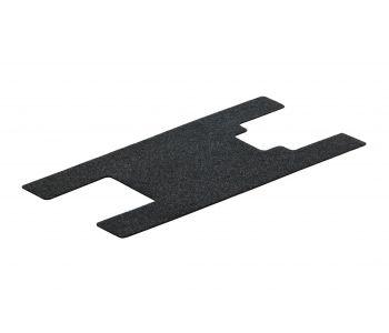 Replacement felt for felt base plate for CARVEX