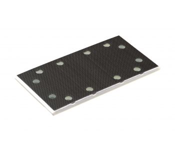 Rubber Backing Pad 93mm x 175mm