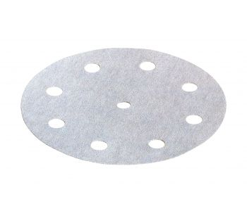 Titan Abrasive Disc 125mm 9 Hole P360 - 100 Pack