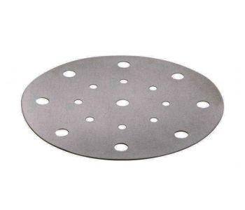 Titan Abrasive Disc 150mm 16 Hole P400 - 100 Pack