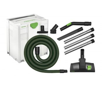 Tradesman Cleaning Set 36mm in Systainer