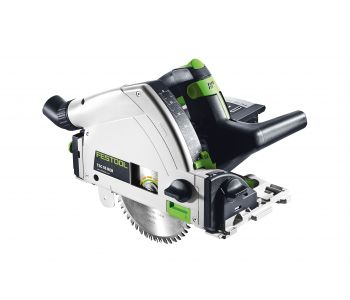 TSC 55 18V 160mm Cordless Plunge Saw 5.2Ah Set in Systainer