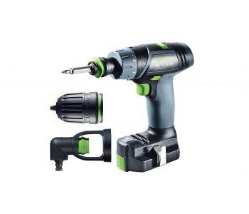 TXS Mini Cordless Drill Set Li