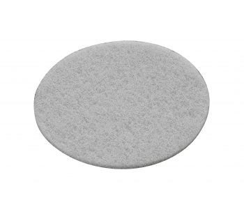 Vlies Abrasive Disc 125mm 0 Hole Polishing White - 10 Pack