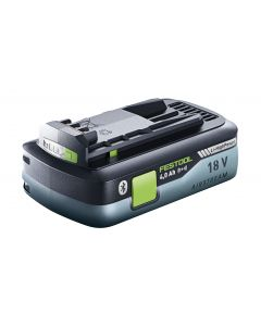 18V Li-Ion 4.0 Ah Airstream Bluetooth High Power Battery Pack