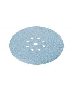 Granat Abrasive Disc 225m 8 Hole P150 - 5 pack