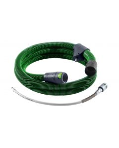 2 in 1 Air & Extraction Anti Static Hose 3.5m