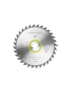 Universal Saw Blade 190mm x 2.6mm x FastFix 32 Tooth