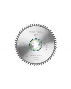 Aluminium Saw Blade 190mm x 2.6mm x FastFix 58 Tooth