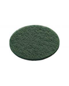 Vlies Abrasive Disc 150mm 0 Hole P500 Green - 10 Pack