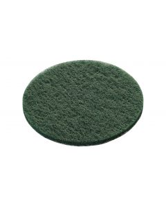Vlies Abrasive Disc 125mm 0 Hole P500 Green - 10 Pack