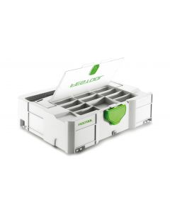 Systainer SYS 1 T-Loc Storage Box with Lid