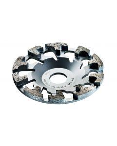 130 mm Premium Hard Diamond Grinding Disc