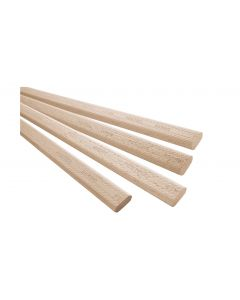 Beech Tenons 8 mm x 750 mm for DF 700 - 36 Pack