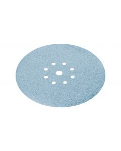Granat Abrasive Disc 225mm 8 Hole P120 5 pack