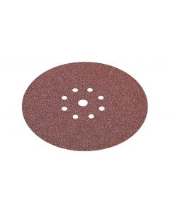 Saphir Abrasive Disc 225 mm 8 Hole P24