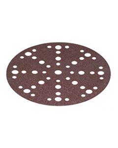 Saphir Abrasive Disc 225mm 48 hole P36 - 25 Pack