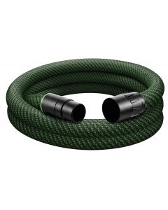 Anti Static Smooth Suction Hose D 36mm/32 mm x 3.5 m