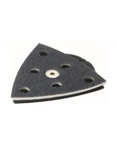 Base Plate with Hard Backing Pad 93mm