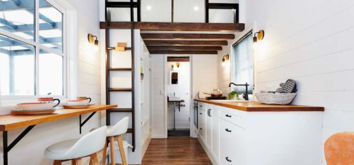 Customer Feature - Indi from Tiny Homes Australia