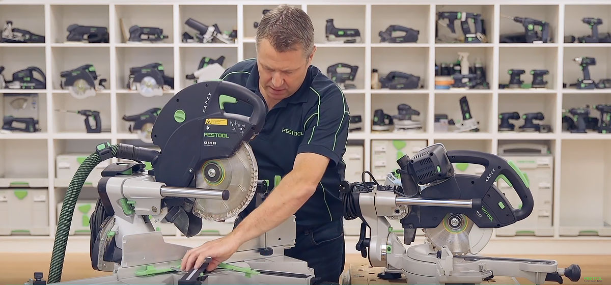 Slide Compound Saw Buying Guide By Festool